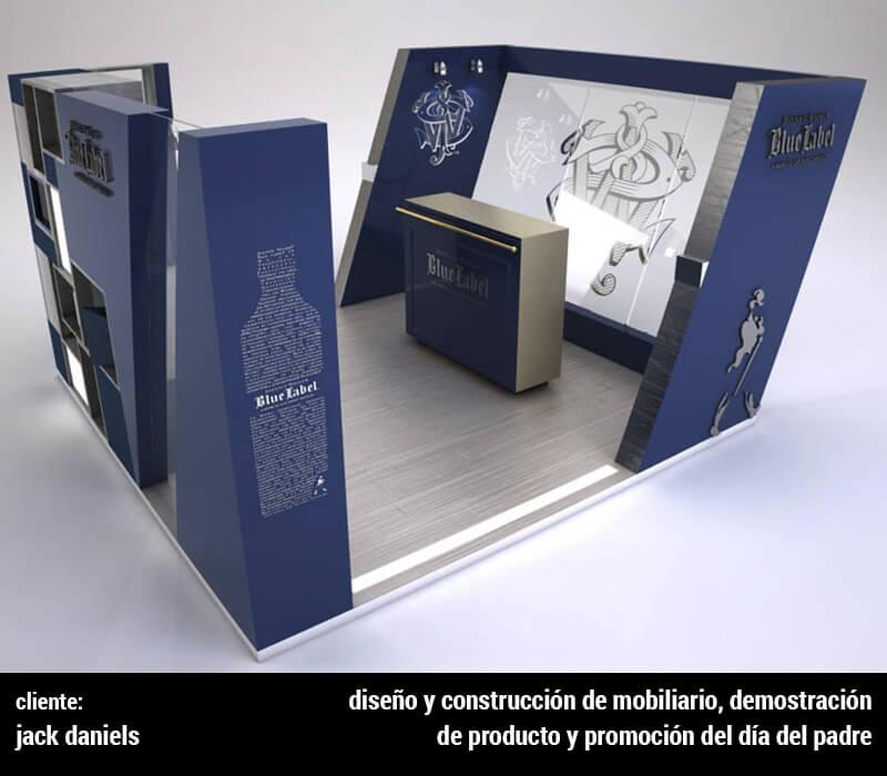 Mobiliario y Stands
